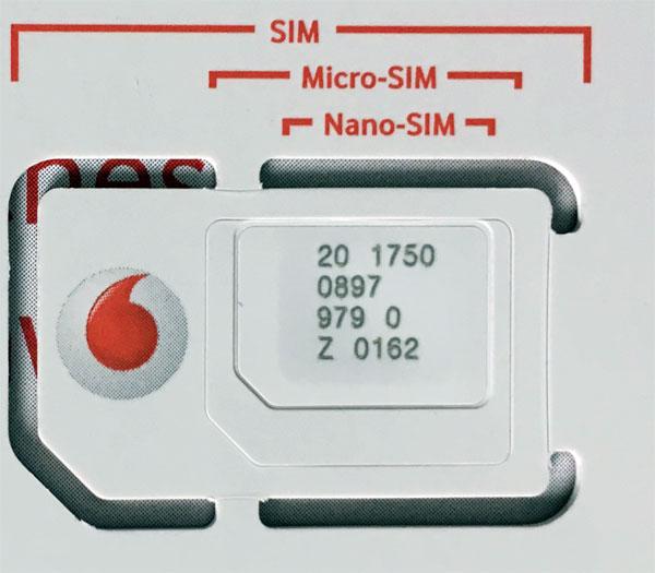 Nano Karte Zuschneiden.Nano Sim Karte Infos Tarife Anleitung Zum Zuschneiden